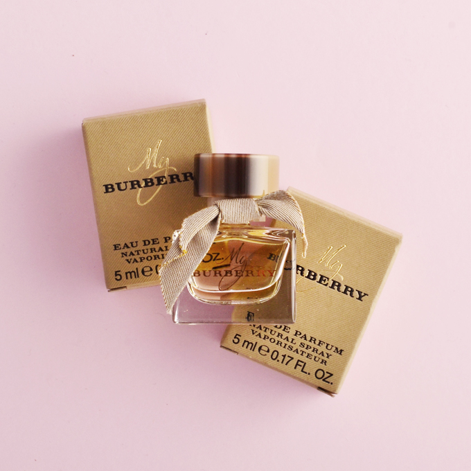Perfume 5ml My Miniature Malaysia Imported Burberry Original Edp qUzMGVpS