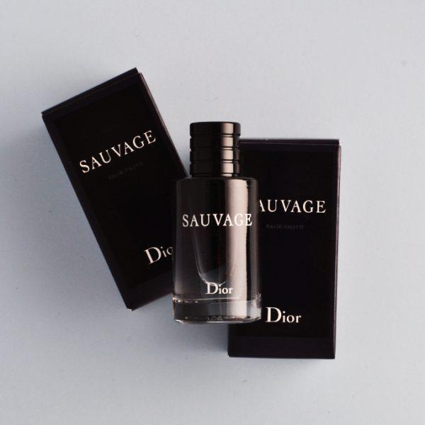 Dior Sauvage 10ml Original Perfume Malaysia