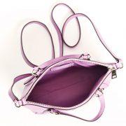 Coach Mini Kelsey Metallic Lilac_1