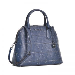 c68666e2feac Michael Kors Jet Set Item Large Shoulder Tote Leather Navy. RM598.00. Add  to Wishlist loading