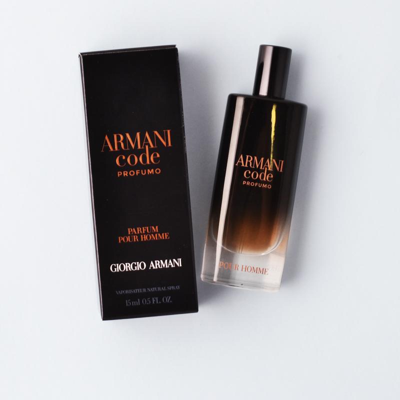 Homme Averand Armani Code Profumo Pour Giorgio 15ml Parfum cK5TF1lJ3u