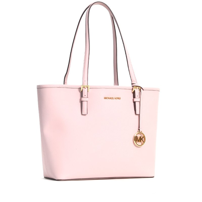 Michael Kors Jet Set Travel Medium Carryall Tote Blossom ETA 31st July Averand
